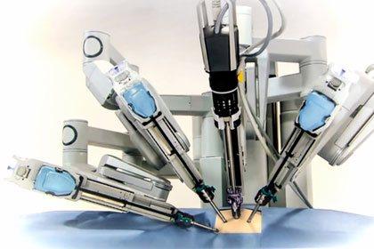 Ρομποτική - Λαπαροσκοπική Χειρουργική