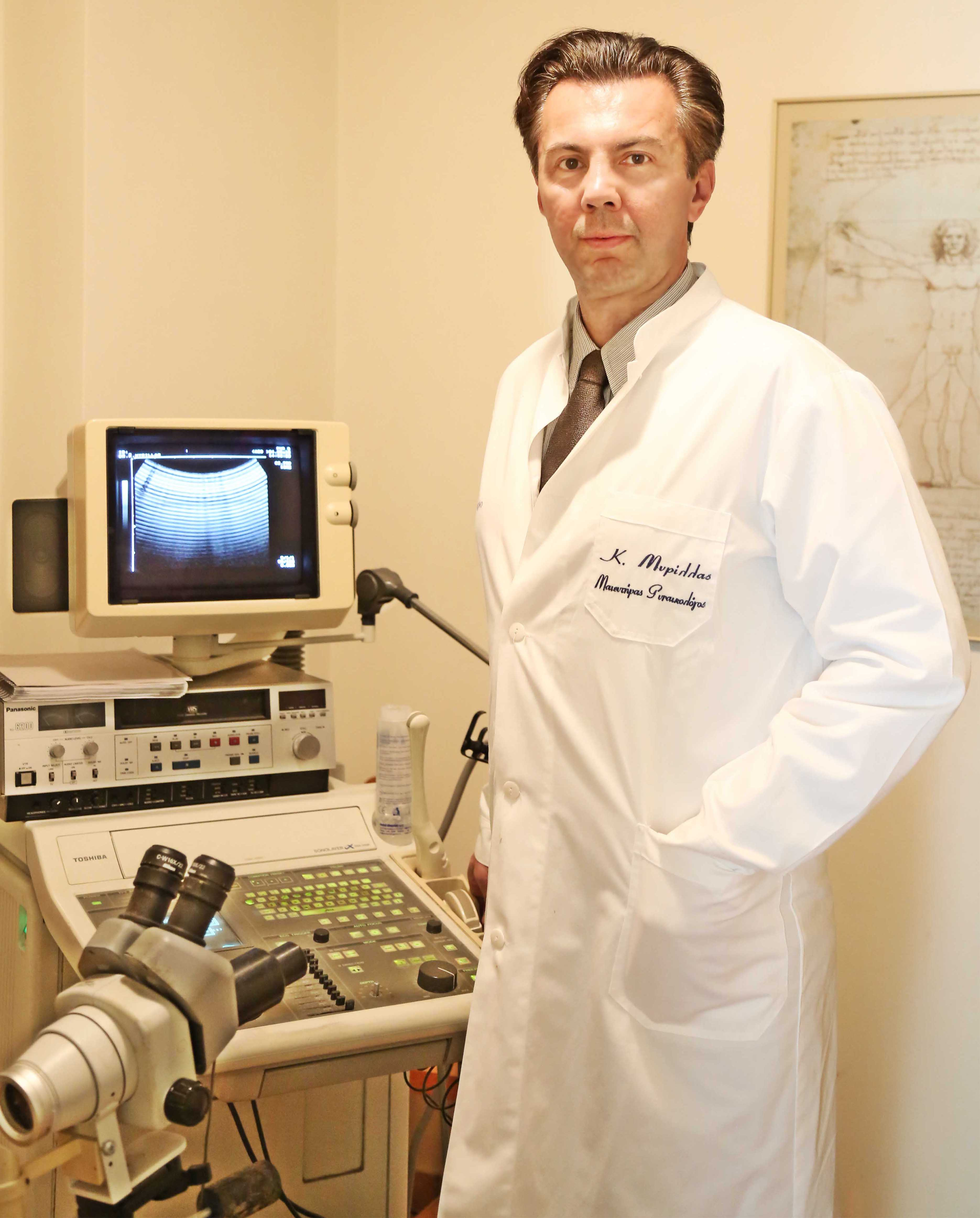 Dr. Κωνσταντίνος Μυρίλλας